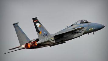 Фото бесплатно самолет, военный, летит