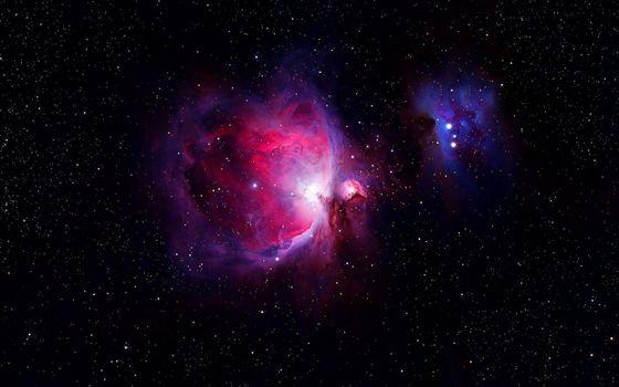 Бесплатные фото взрыв,звезды,рождение,сверхновой,выброс,кислорода,железа,водорода,созвездие,орион,космос