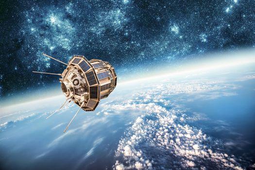 Фото бесплатно космос, Земля, атмосфера