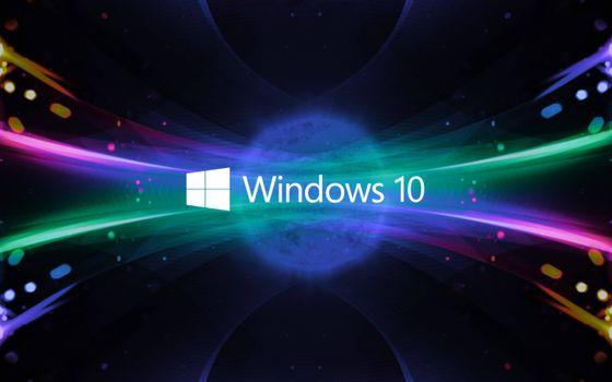 Заставка на рабочий стол windows 10 · бесплатное фото