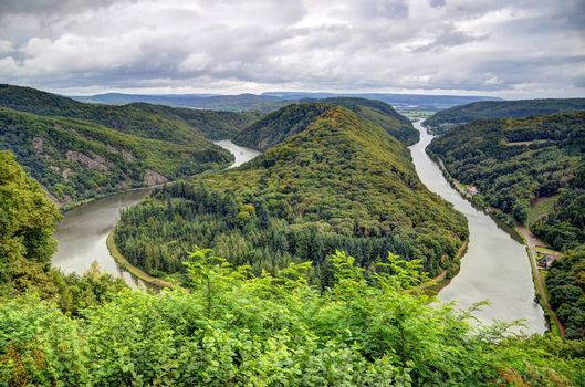 Photo free Horseshoe Bend, Bend of the river, German