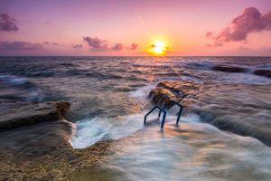 Фото бесплатно Аликанте, Испания, морской пейзаж