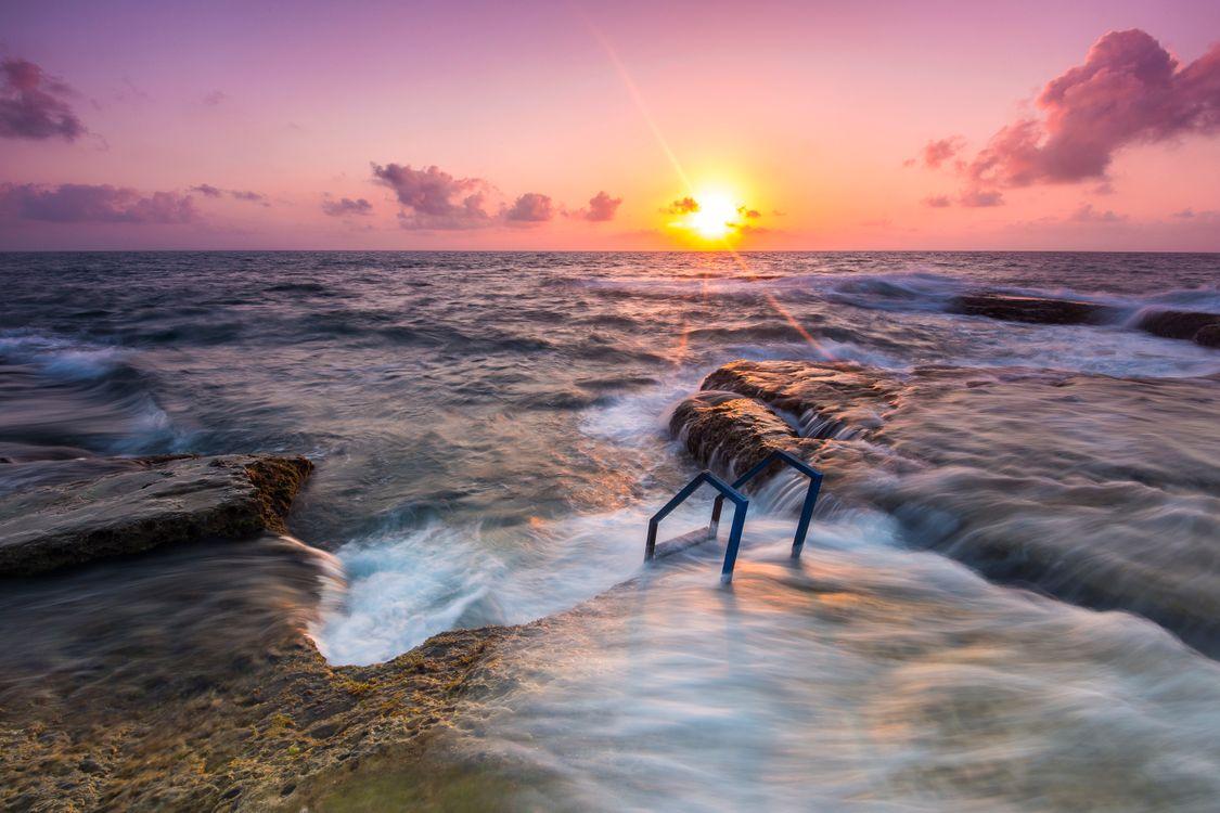 Фото бесплатно Аликанте, Испания, морской пейзаж - на рабочий стол