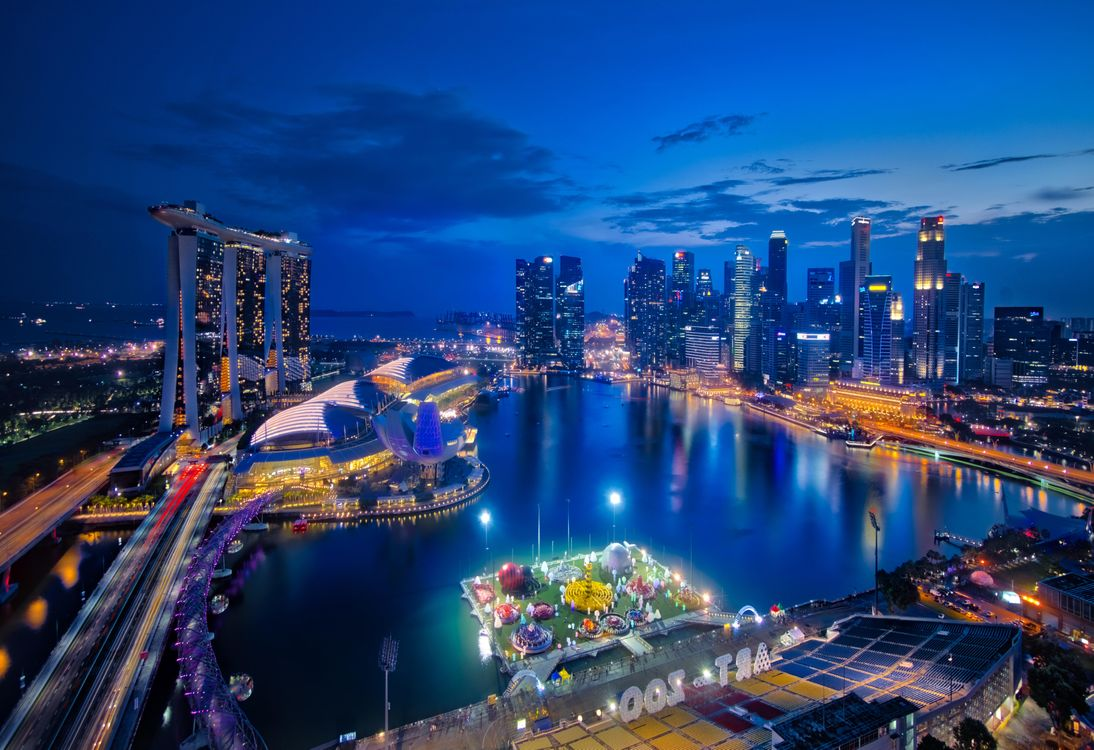 Фото бесплатно город земля Юго-Восточная Азия - на рабочий стол