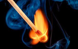 Фото бесплатно спичка, сера, огонь