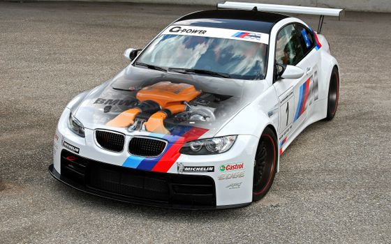 Photo free BMW, sport, white