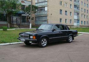 Бесплатные фото ГАЗ, Волга, чёрный