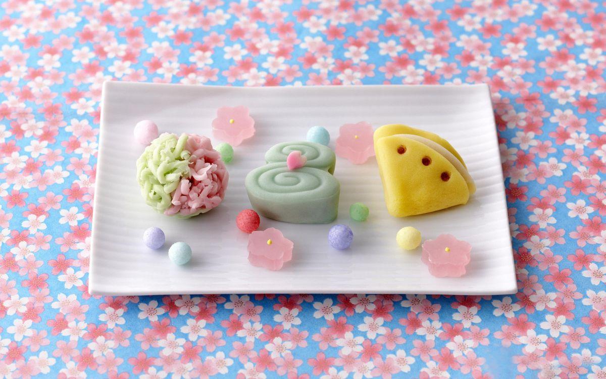 Фото бесплатно сладость, конфеты, мармелад - на рабочий стол