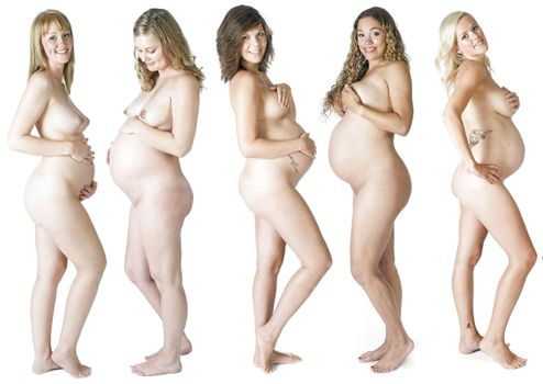 Заставки юеременные, жнщины, голые