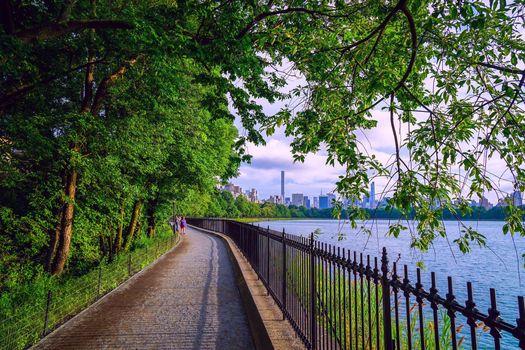 Фото бесплатно Нью-Йорк, Центральный парк города, США