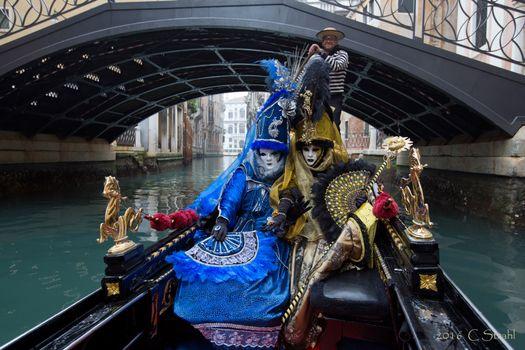 Фото бесплатно маски, наряды, карнавал в венеции