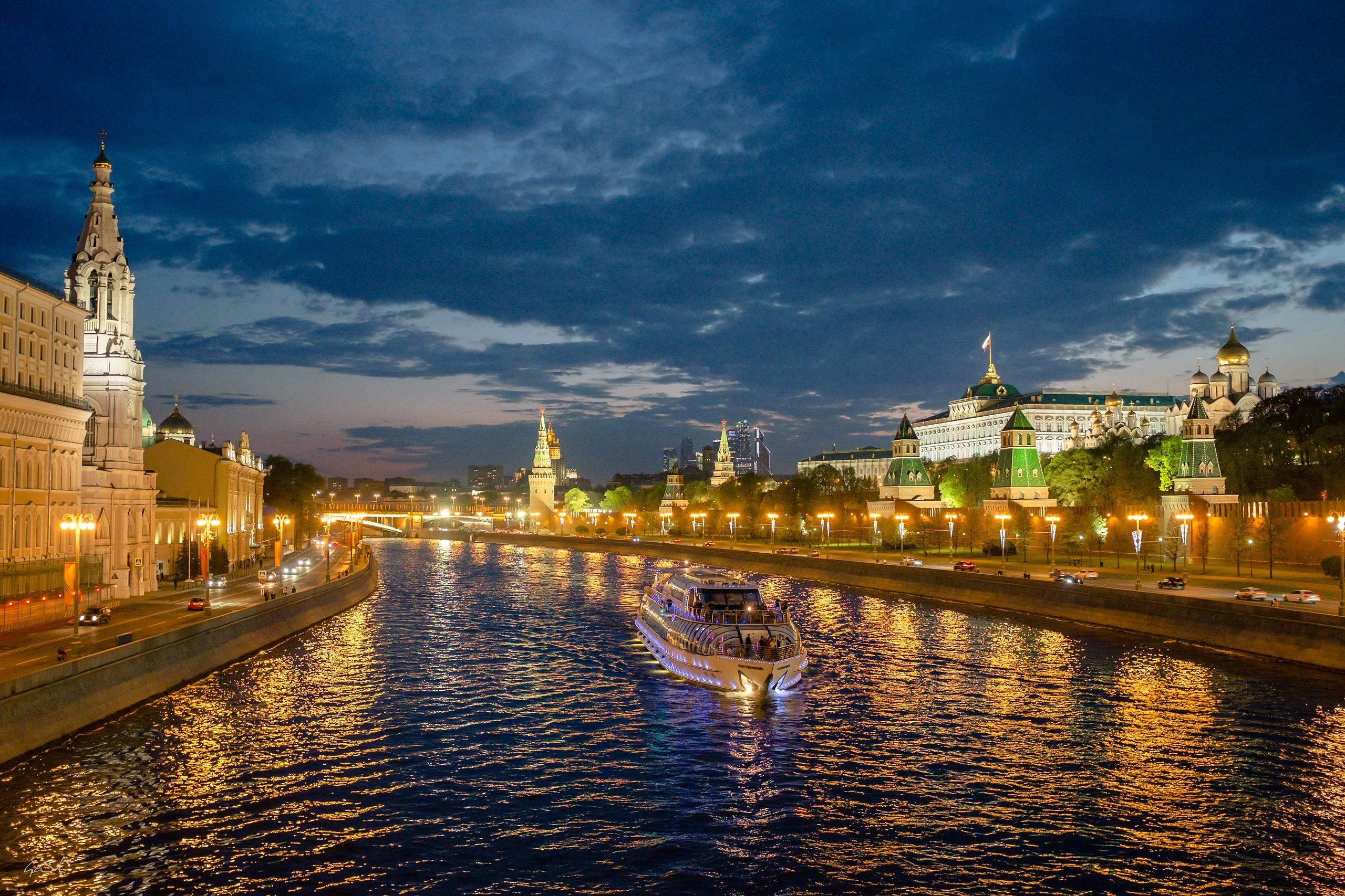 Russia, Moscow, Moscow Kremlin