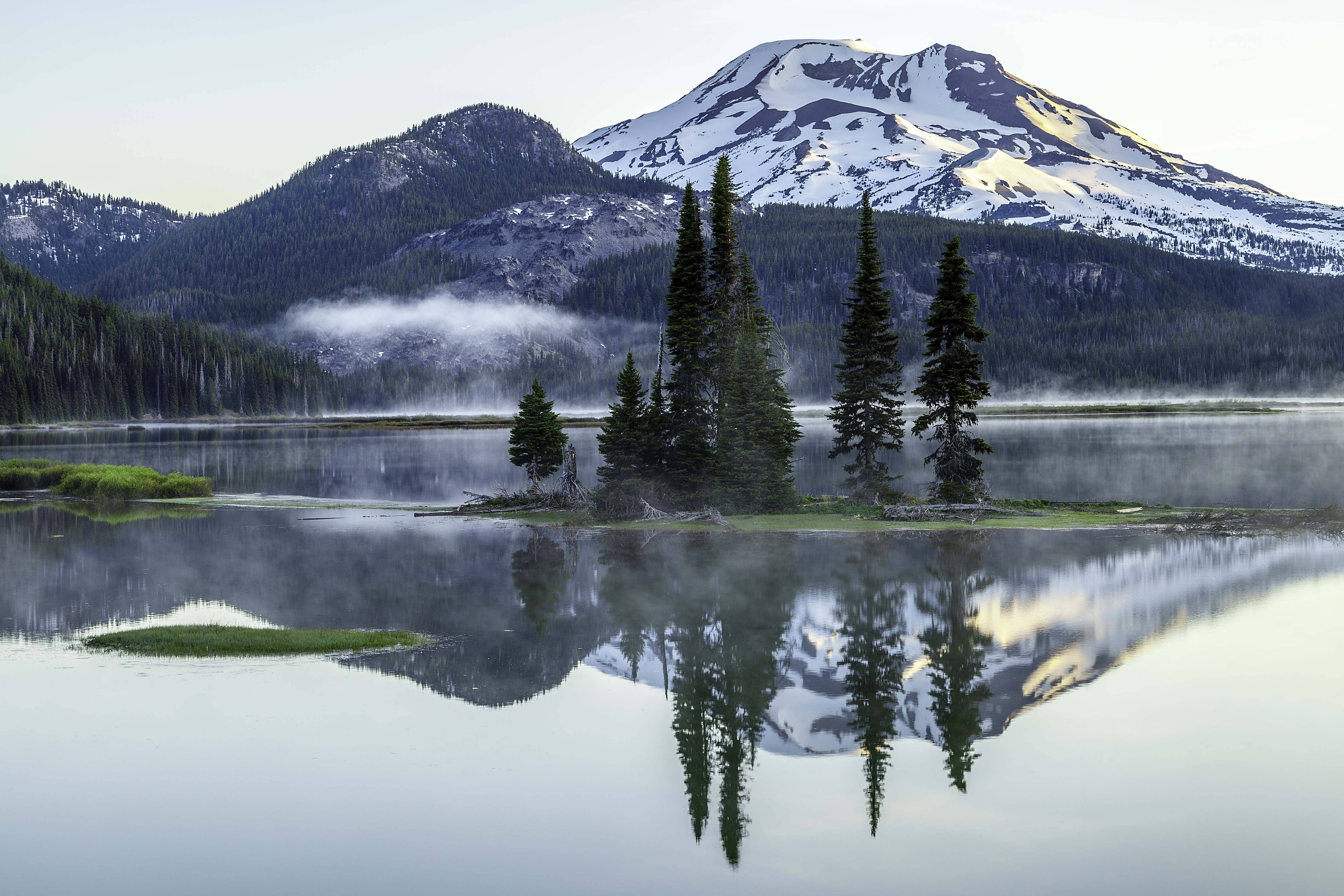 Sparks Lake, Deschutes County, Oregon