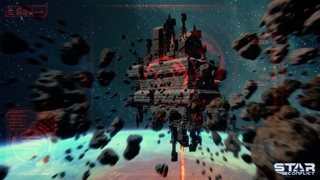 Photo free Star Conflict, online game, action
