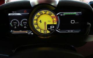 Бесплатные фото Ferrari,LaFerrari,спидометр,циферблат,скорость,давление,датчики