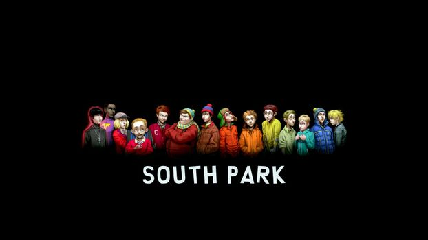 Photo free saus park, cartoon, south park