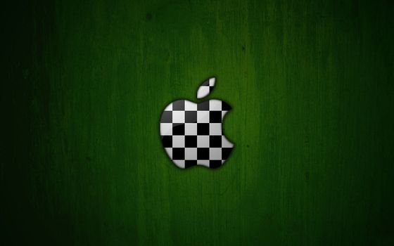 Photo free apple, chess, coloring