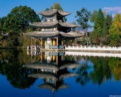 Фото бесплатно пагода, храм, віра