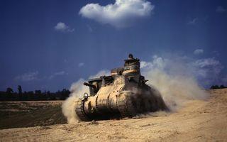 Фото бесплатно m3 lee, танк, сша