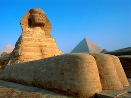 Фото бесплатно пирамиды, египет, красиво