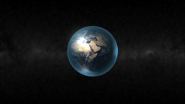 Бесплатные фото земля,планета,континент,океаны,космос