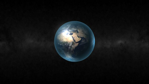 Photo free earth, planet, continent