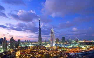 Бесплатные фото dubai,город,night,ночь,burj khalifa