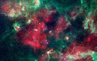 Фото бесплатно галактика, лебедь, созвездие