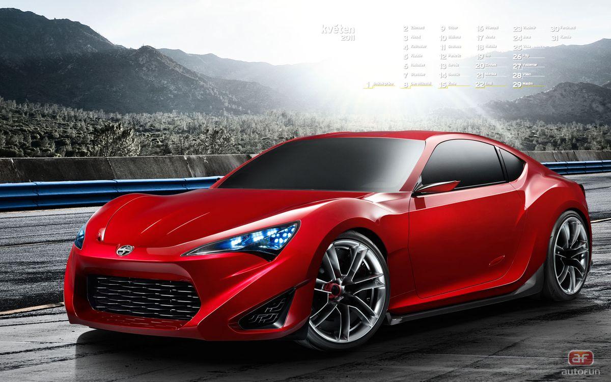 Фото бесплатно автомобиль, красный, дверки - на рабочий стол