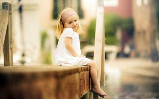 Заставки девочка, ребенок, модель