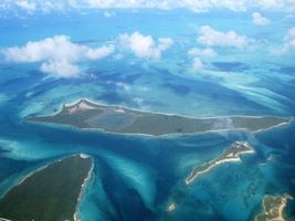 Фото бесплатно зеленый, небо, остров