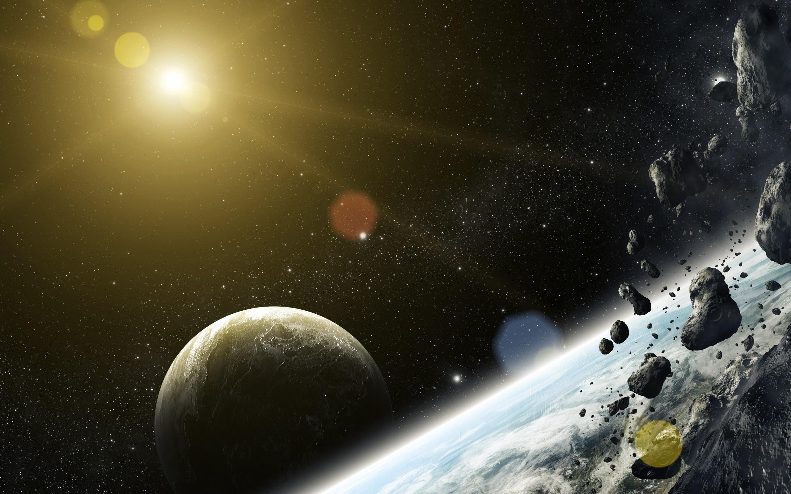 новые миры, планеты, кометы