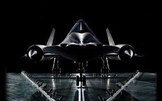 Заставки самолет, истребитель, сверхзвуковой, небо, ночь, аэропорт, плитка, земля, кабина, ракеты, прожектора, шасси