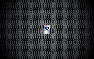 Бесплатные фото windows 7,inside,логотип,черный фон,hi-tech