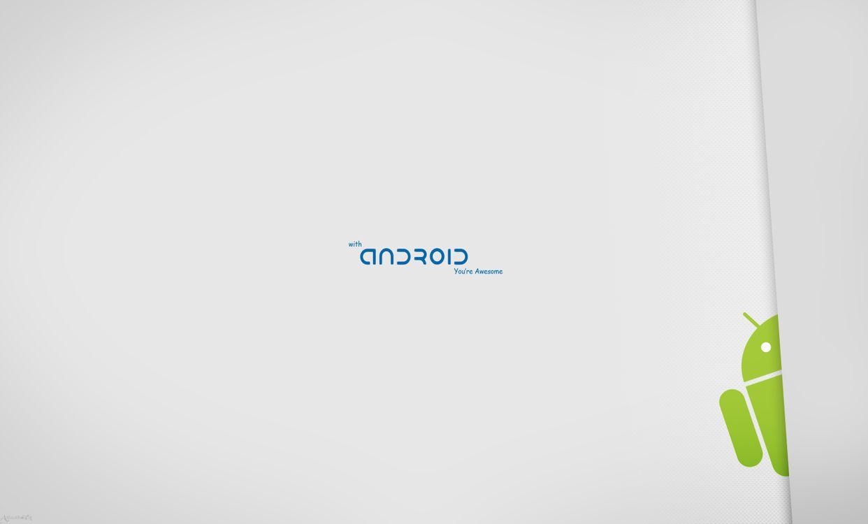 Фото бесплатно hi-tech, android, логотип, надпись, эмблема, лого, hi-tech