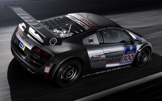 Photo free Audi, tuning, spoiler