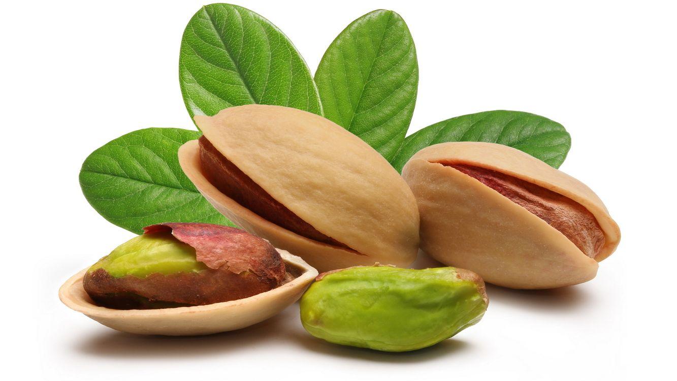 Фото бесплатно фисташки, орех, скорлупа, зеленый, плод, листья, ветка, еда, еда