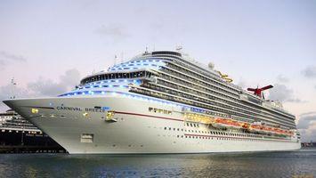 Фото бесплатно корабль, большой, свет