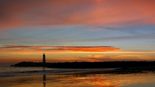 Фото бесплатно облака, красивый, море