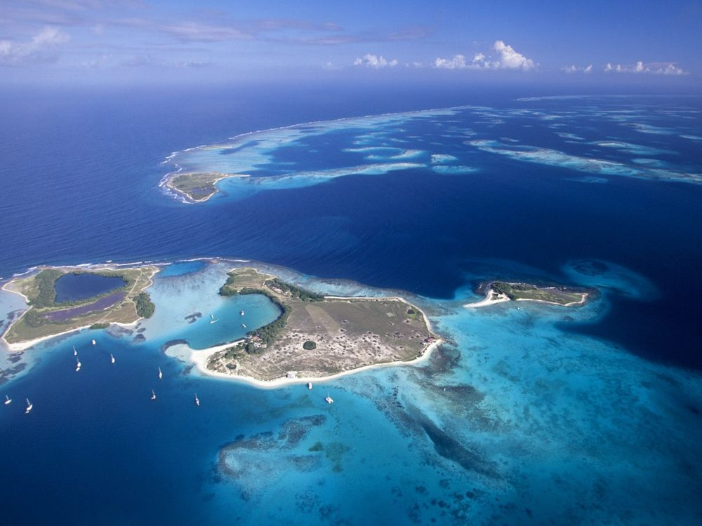 Фото бесплатно море, вода, остров, небо, красиво, облака, природа, природа