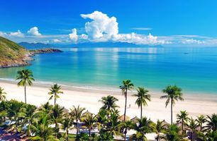 Бесплатно тропики, море, пляж - фото красивые