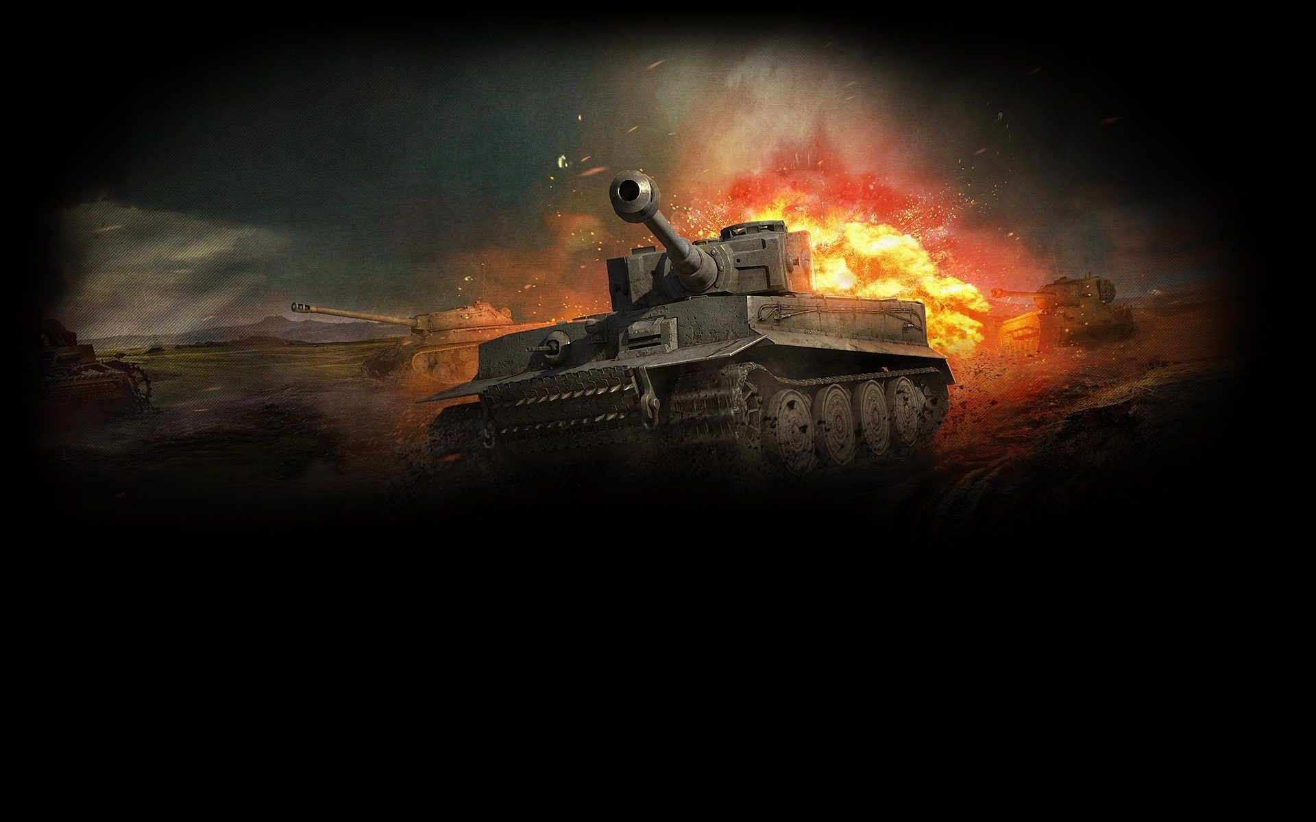 world of tanks, танки, взрыв