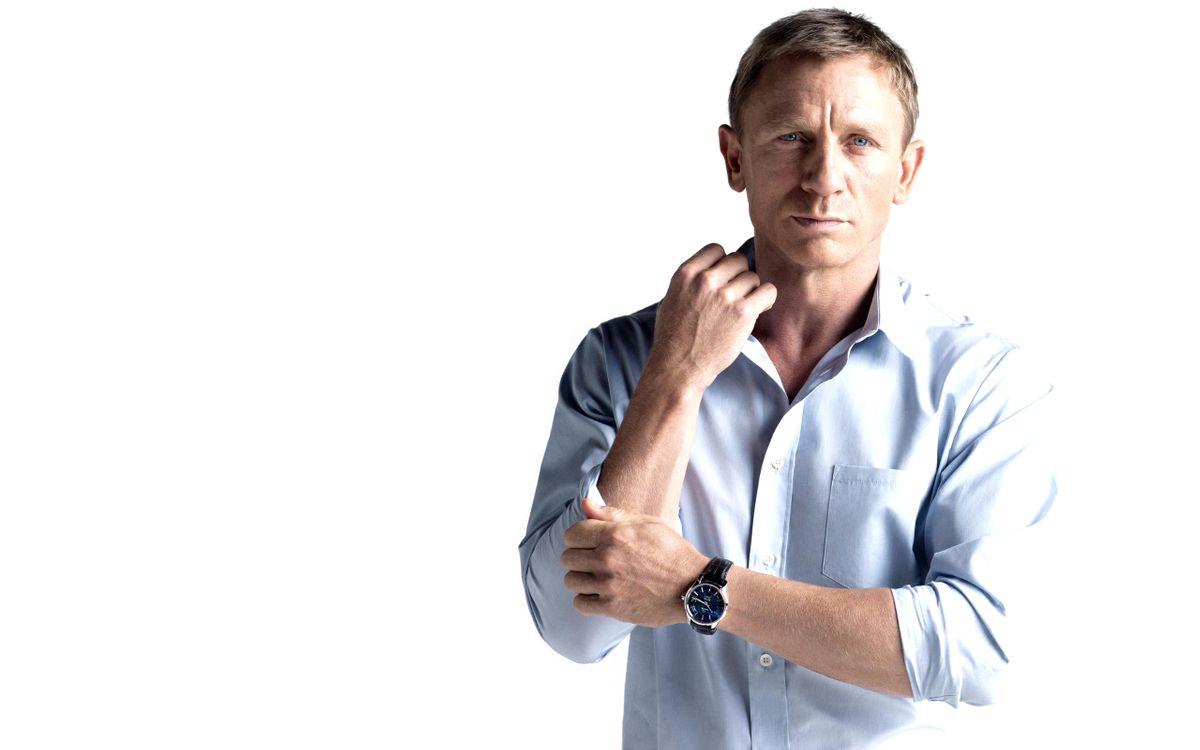 Free photo daniel craig, actor, in shirt - to desktop