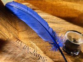 Бесплатные фото перо,чернила,рукопись,старая,бумага,разное