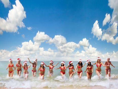 Photo free bahamas, ocean, girls