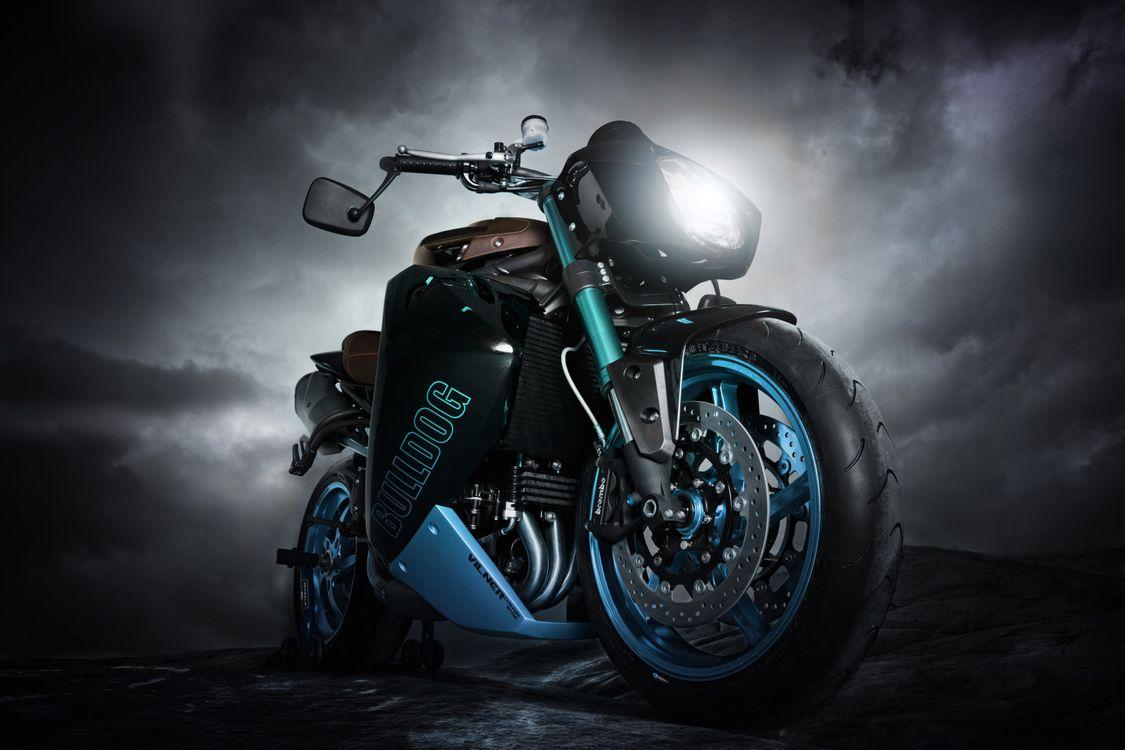 Фото бесплатно байк, колеса, фара, выхлоп, цепь, руль, сиденье, стекло, мотоциклы, мотоциклы