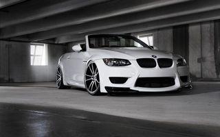 Photo free bmw, white, cabriolet