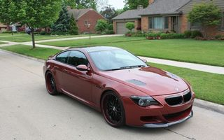 Photo free bmw, m6, red