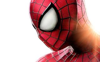 Photo free man spider, hero, costume