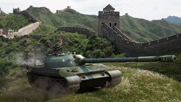 Бесплатные фото type 59,средний,китайский,танк,стена,ограждение,оборона